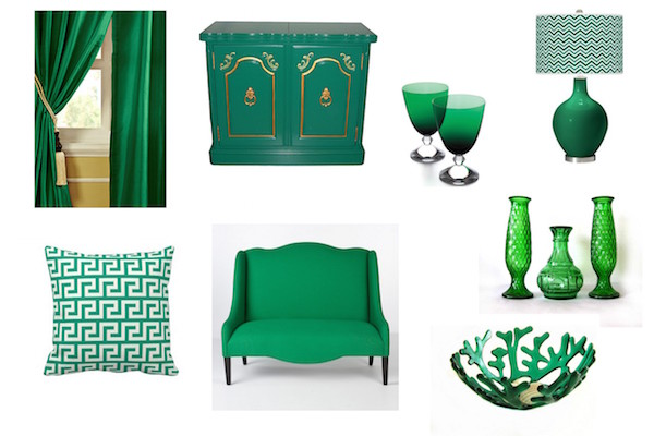 green-home-decor